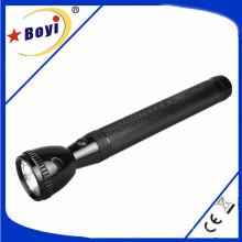 Torche rechargeable, LED puissante, lampe à LED, conception de système optique avancée