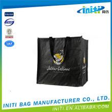 80gsm sacos não tecidos / Sacos de supermercado / sacolas dobráveis