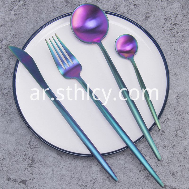Colorful Cutlery Set Wholesale