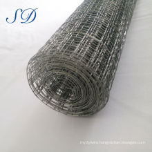 Low Carbon Steel Galvanized Welded Iron Wire Mesh