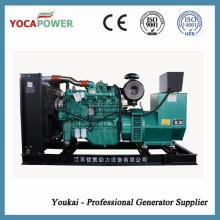 Yuchai 350kw motor diesel gerador elétrico gerador diesel geração de energia