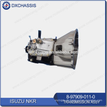 Original NKR 4JA1 Getriebe Assy 8-97909-011-0