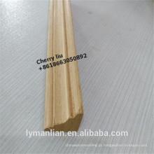 india usar madeira recon moldar teto de teca teto de moldagem
