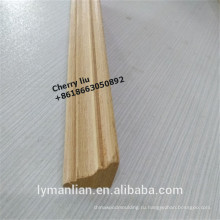 индия использует деревянный реконформ молдинг тик угловой потолок
