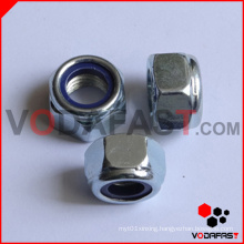 DIN 982 Hex Thick Nylon Insert Lock Nut