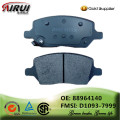 non-asbestos disc brake pads OE quality from Chinese manufacturer (OE: 88964140 FMSI: D1093-7999)
