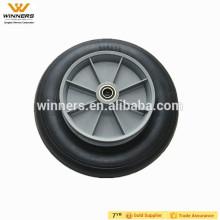 335x75 semi-pneumatic/semi-solid rubber tire