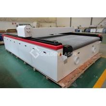 골든 레이저 평판 CO2 레이저 섬유 절삭 기계