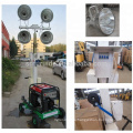 Salable Silent Generator Emergency Light Tower, Mobile Light Tower FZM-1000B