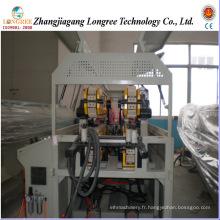 Chaîne de production de double tube d'approvisionnement en eau de PVC