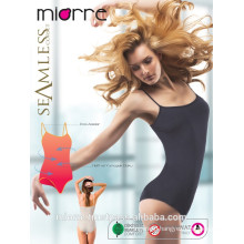 MIORRE SEAMLESS BODY SHAPER SNAP STRING STRAP