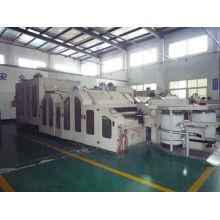 Chemical Polyester Fiber High Production Carding Machine (CLJ)