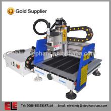 Chine professionnel bois travail cnc machine à publicité