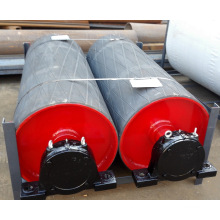Conveyor Belt Steel Ceramic Non-Drive/Head/Bend/Take up/Snub/Tail Rubber Lagging Drum Pulley for Belt Width 500 mm