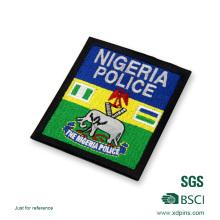 2016 Custom Embroidery Emblems Badge