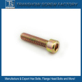 DIN912 M6X30 Hex Socket Cap Screw