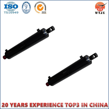 Double Acting Piston Type Hydraulic Cylinder for Agricultural Machine Application
