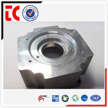 High quality China OEM custom made aluminium drive casing die casting