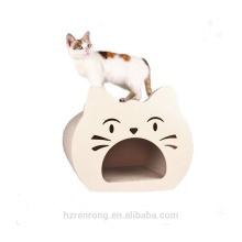 En gros adapté aux besoins du client de bonne qualité Conseil de chat de sisal, jouet de chat de Scratcher ACS-6012