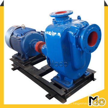 50kw Cast Iron Self Priming Centrifugal Sewage Pump