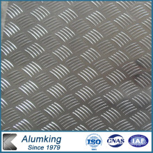Two Bar Aluminum Plate with ASTM Standard