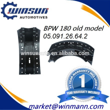 Long Life BPW 180 Old Model Brake Shoe 05.091.26.64.2 0509126642