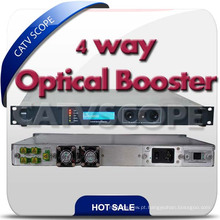1550nm Amplificador 4 Way Optical Booster
