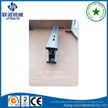 Office partition glass wall steel profile