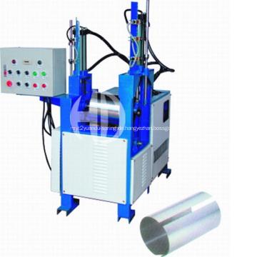 Hydraulische Walzenrundungsmaschine