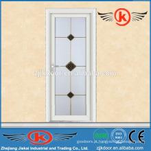 JK-AW9001 casa de banho de vidro de alumínio