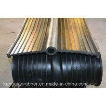 Cubiertas de goma y PVC para estructuras de hormigón