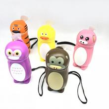 Lovely Animal Shape Portable Mini Ventilador de Mesa