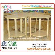 OEM Kindergarten wooden table