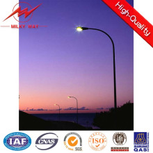 Tapered Galvanized Solar Power Energy Street Light Pole Supplier