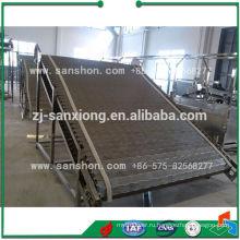 Промышленная сушильная установка с ленточным конвейером