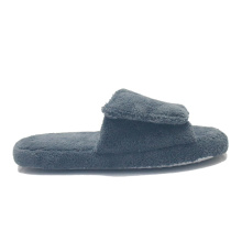 Comfortable medical soft non slip slide indoor slippers