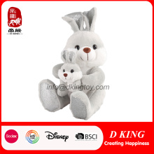 Easter Plush Toy Big and Small Bunny Stuffed Easter Rabbit Wholesale