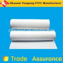 Teflon Material de lubrificação da folha PTFE
