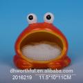 Рекламный держатель керамической губки с рисунком для животных