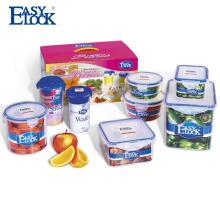 Семейный пакет для пикника водонепроницаемый пластиковый контейнер для продуктов