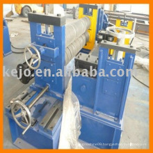 0.3mm-3mm Slitting with hydraulic decoiler and recoiler