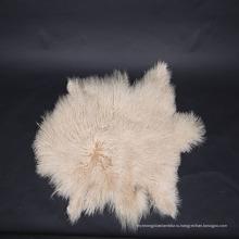 Длинные Волосы Вьющиеся Монгольский Мех Кожа