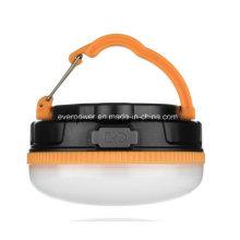 Lanterna de acampamento do diodo emissor de luz 3W LED do projeto recarregável novo (CL-1019)