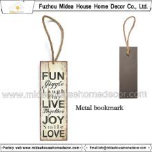 Kunde kaufen Metal Bookmarks Factory