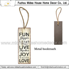 Customer Buy Metal Bookmarks Factory