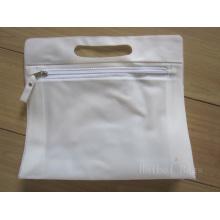 PVC Dokumententasche mit Reißverschluss (hbpv-62)
