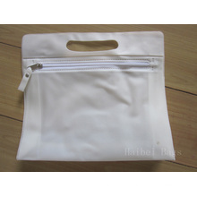 PVC Document Bag with Zipper (hbpv-62)