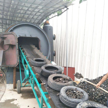 Waste+Tyre+Recycling+to+Oil+Plant+With+CE