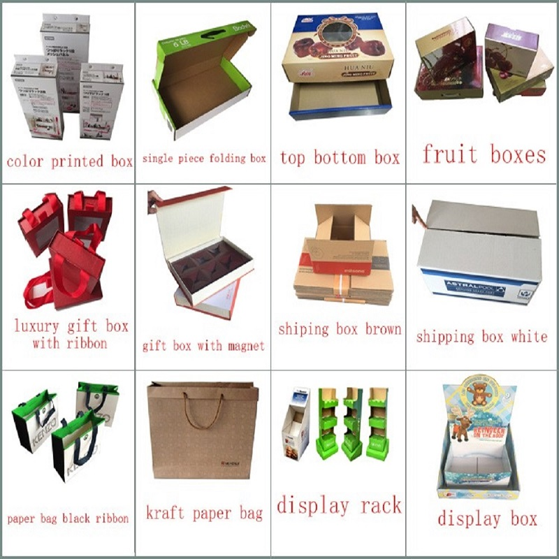 jiaxing hot sell carton box packing