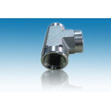 Hydraulic Carbon Steel Zinc Plated Tube Fitting